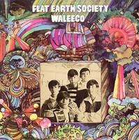 FLAT EARTH SOCIETY   - Waleeco + The LOST Space Kids  ( 68 Boston garage ) -   CD