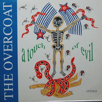OVERCOAT (Marshmallow Overcoat)  A Touch of Evil (60'S FUZZ-PUNK inspired GARAGE)CD