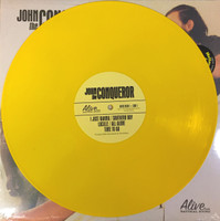 JOHN THE CONQUEROR -St- MELLOW YELLOW VINYL- LAST COPIES (raw deep blues with funk, soul, punk and scuzzed-up rock-n-roll)