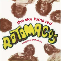 ROTOMAGUS - The Sky Turns Red: Complete Anthology (1971 proto punk GATEFOLD DBL LP