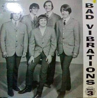 BAD VIBRATIONS Vol 3 (U.S. mid-60's garage gems) LTd ED COMPLP
