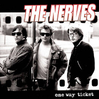 NERVES - One Way Ticket (70S POWERPOP) CLASSIC BLACK  VINYL LP