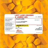 PAINKILLERS (Left Lane Cruiser &James Leg of the Black Diamond Heavies !) LAST FEW! CD
