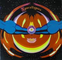 GERARDO MANUEL & EL HUMO  - Apocallypsis (70s Peruvian psych covers of Hendrix )CD
