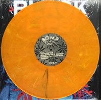 BLACK LIPS   - We Did Not Know the Forest Spirit Made the Flowers Grow  -LAST COPIES! ORANGE MARBLE VINYL LP
