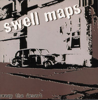 SWELL MAPS -  Sweep the Desert  (70s early post-punk rock legends)CLASSIC BLACK VINYL LP