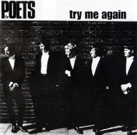 POETS- Try Me Again(Scotland's #1 beat/mod/freakpop group from the 60's)- DBL CD +DVD