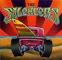SILENCERS - ST (60s style Detroit surf set ala Link Wray, Ventures and Dick Dale )LAST COPIES!-CD
