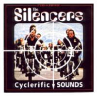 SILENCERS  - Cyclerific Sounds(60s style Detroit surf set ala Link Wray, Ventures and Dick Dale) LAST COPIES !CD