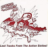 MONSTERS OF THE MIDWEST #2- Lost Tracks From The Action Sixties!   COMPLP