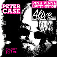 CASE, PETER - The Case Files(PLIMSOULS, THE NERVES & THE BREAKAWAYS.) - PINK vinyl ltd ed LAST COPIES- LP