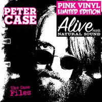 CASE, PETER - The Case Files(PLIMSOULS, THE NERVES & THE BREAKAWAYS.) - PINK vinyl ltd ed LAST COPIES- LP