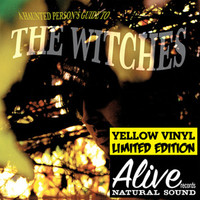 WITCHES, THE - Haunted Person's Guide To(ltd ed yellow) great psych! LAST FEW -LP