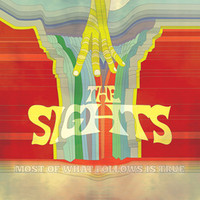 SIGHTS  - Most Of What Follows Is True (Thin Lizzy/ Mott The Hoople/Grand Funkstyle style- Kick ass, GREAT RECORD!) CD