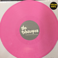 TELESCOPES   As Approved By the Committee -FUSCHIA vinyl  LTD. ED LAST COPIES!  LP
