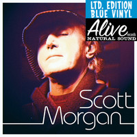 MORGAN, SCOTT- ST (Rationals/ Sonics Rendezvous Band)BLUE VINYL Ltd Ed LAST  COPIES!LP