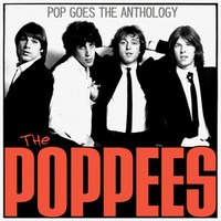 POPPEES - Pop Goes The Anthology ( 70s POWERPOP ANTHOLOGY ) CD
