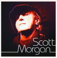 MORGAN, SCOTT- ST (Sonics Rendezvous/ Rationals Detroit rock god)CD