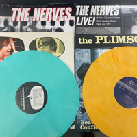 PLIMSOULS/ BREAKAWAYS / NERVES (POWERPOP 4 LP BUNDLE!