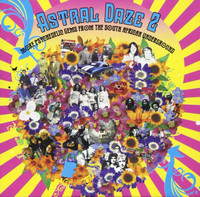 ASTRAL DAZE Vol 2 (70's Psychedelic South African Rock)-COMPCD