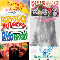 BUFFALO KILLERS-  7 CD BUNDLE!   Great psych stoner blues!
