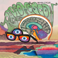 RADIO MOSCOW -Brain Cycles orig artwork  STONER PSYCH CD