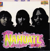 NAHUATL (stunning Mexican HEAVY PSYCH ROCK) CD