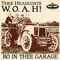 THEE HEADCOATS  - W.O.A.H. (70s Style Garage) CD
