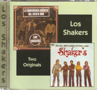 SHAKERS, LOS  - CONFERENCIA/OTRA VEZ  -Uruguayan  1968  garage!  CD