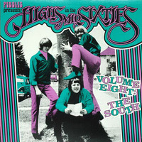 HIGHS IN THE MID 60's - Vol 08  (60's garage psych ala PEBBLES) LAST COPIES!  COMPLP