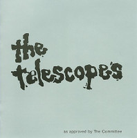 TELESCOPES -As Approved by the Committee (Shoegaze/ Psych) CD