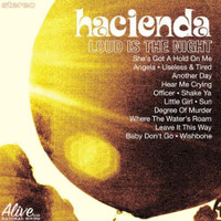 HACIENDA - Loud is the Night prod by Dan of the Black Keys-Texas 60s/70s style popCD