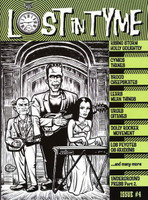 LOST IN TYME  - VOL 4 plus CD- Rising Storm, Holly Go Lightly  Books/Mags