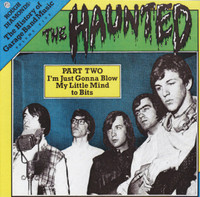 HAUNTED -Blow my Little Mind to Bits -LAST COPY of great 60s garage LP