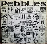 PEBBLES - Vol 09(ORIGINAL 60s PUNK & PSYCH CLASSICS)  COMPLP