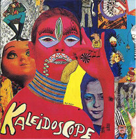 KALEIDOSCOPE - St (Mexican 1969 psych mind expander) Comes in  mini LP slv  -