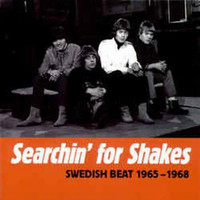SEARCHING FOR  SHAKES  - VA Swedish Beat 65- 68 (THE SWEDISH NUGGETS)COMPCD