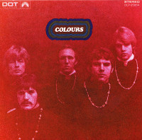 COLOURS- S/T(1968 psych Pop )CD
