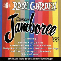 IGL DANCE JAMBOREE 66 DBL CD! (55 studio tracks by 30 Midwest bands )COMPCD