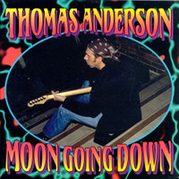ANDERSON, THOMAS - Moon Goin' Down (great melodic pop on Pre ALIVE label) LAST COPIES ! CD