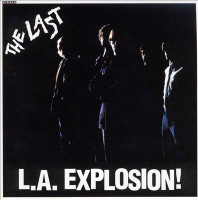 LAST - L.A. Explosion w BONUS TRACKS    (Great early L.A. punk/ pop) LAST COPIES, COMES WITH ARCHIVAL POSTCARD!! CD