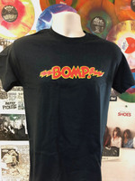 BOMP - Classic Logo - T Shirt