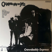 CRAWDADDYS, THE - Express ('79 garage classic) CORNER BEND BUT SEALED-LP
