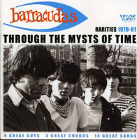BARRACUDAS - Through the Mysts of Time (70s surf rock garage demos & outtakes) BLACK VINYL LP