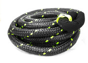 "Monster Rope 1-1/2"" thick Rated at 78,000LBS"