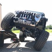 Jeep JL Stubby Front Bumper