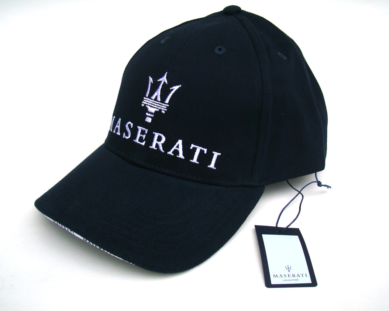 Fit Maserati Funsport Pink Baseball Cap Hat with Emblem for Car Accessories