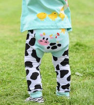 Cow Leggings