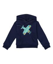 Green Airplane Hoodie