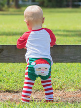 Santa Cotton Leggings